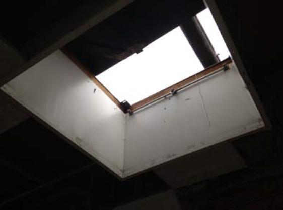 AIB roof light panels