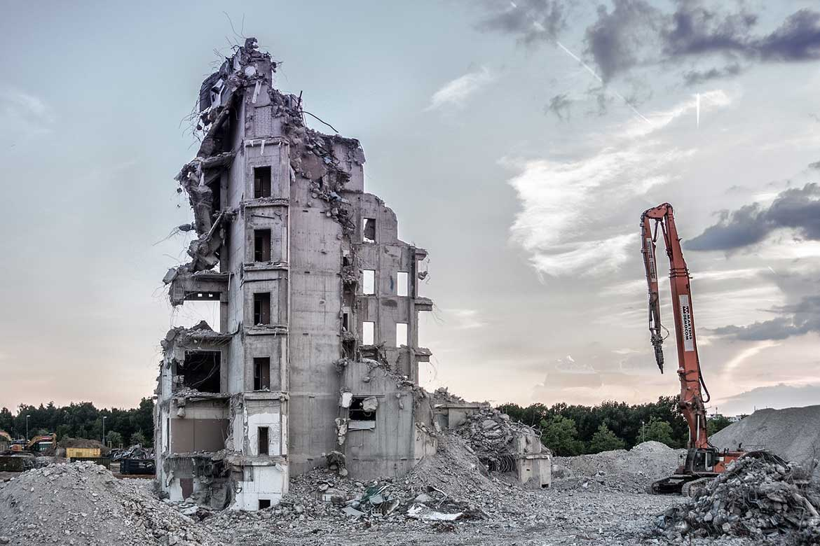 The Deadly Risks Of Asbestos In Demolition image