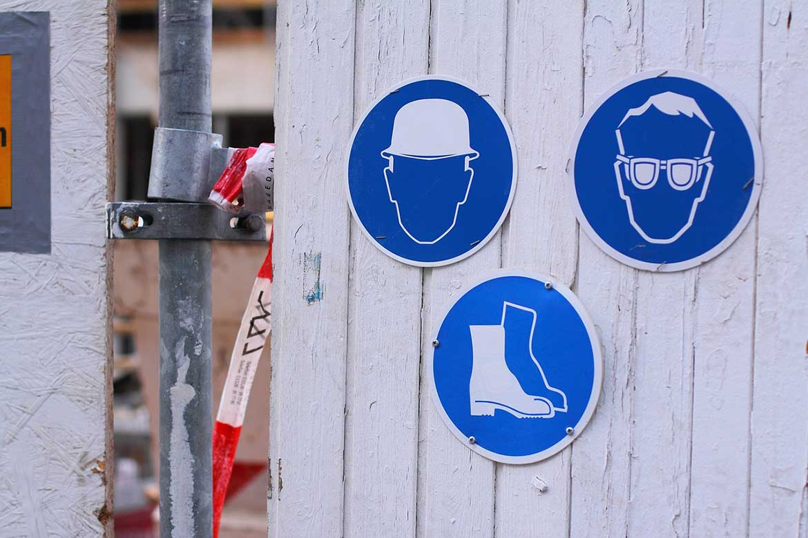 10 PPE Rules For Every Construction Site Worker image