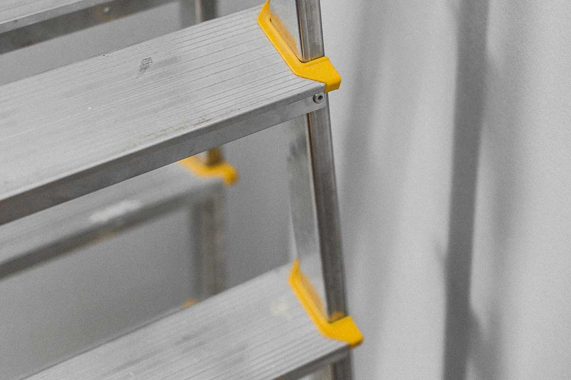 The 10 Rungs (And Rules) Of Ladder Safety header image