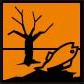 coshh symbol dangerous for the environment