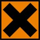 coshh symbol harmful