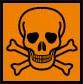 coshh symbol toxic