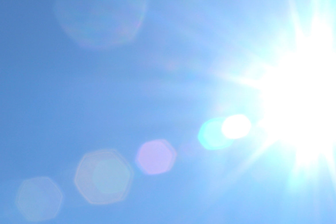 Can You Risk Assess The Sun? Why UV Is A Hazard In Outdoor Work. image