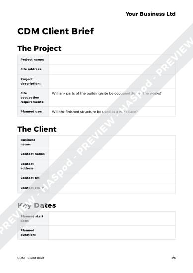 CDM Pack Principal Designer image 1