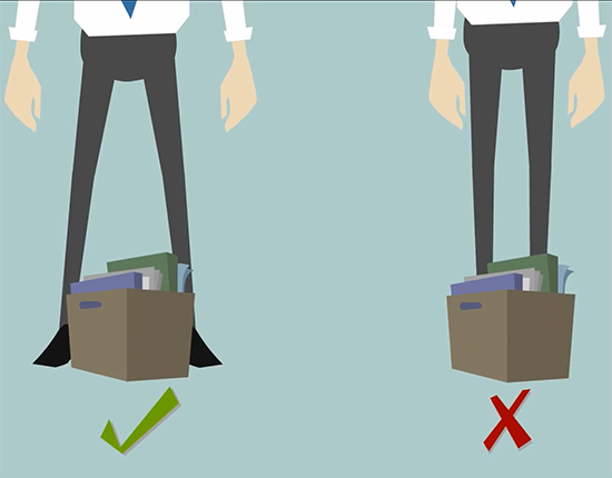 Manual Handling elearning course image 4